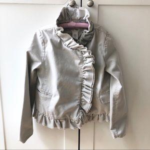 JCrew (Crewcuts) girls fall/spring jacket